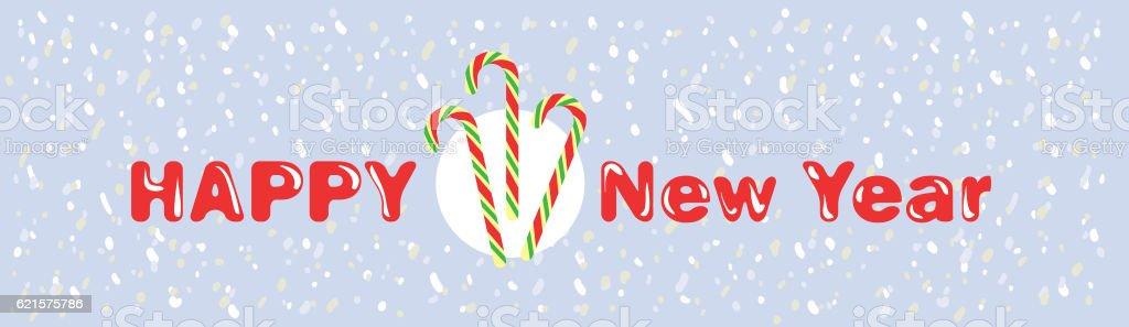 New year. Peppermint candy canes new year peppermint candy canes – cliparts vectoriels et plus d'images de confiserie - mets sucré libre de droits