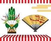 """Kadomatsu"" is the symbol of the Japanese New Year."