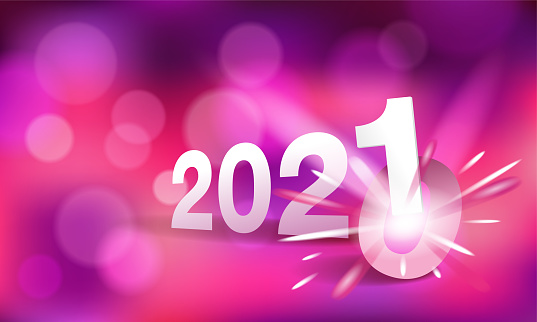 New year title changing from 2020 to next year
