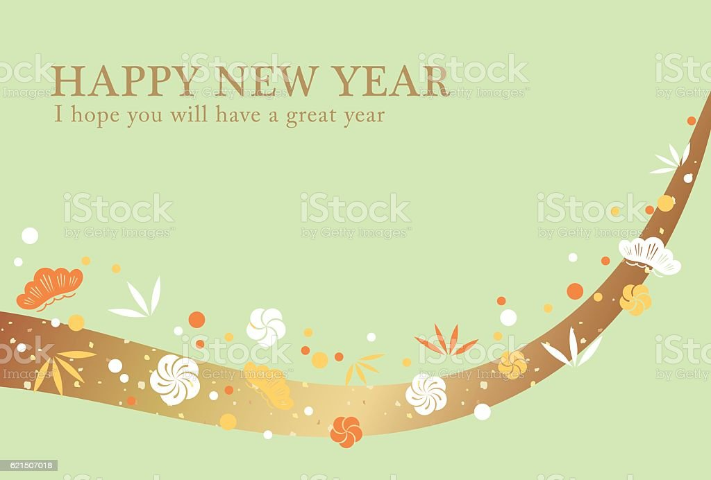 New Year's card design Lizenzfreies new years card design stock vektor art und mehr bilder von 2017