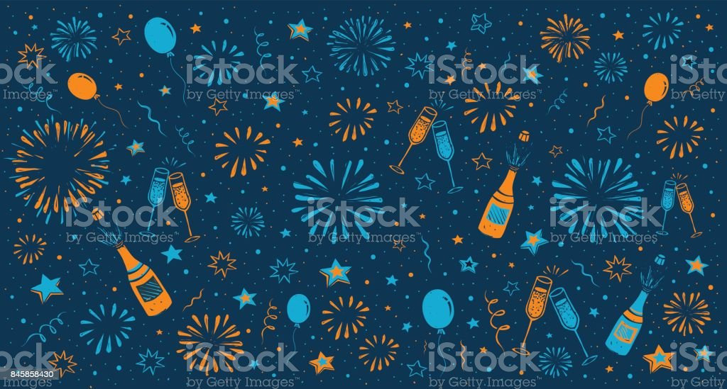 new years eve background royalty free new years eve background stock vector art