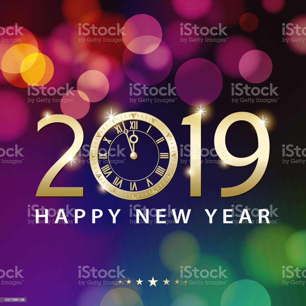 Silvester Countdown 2019