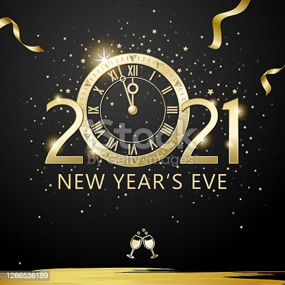 istock 2021 New Year's Eve Countdown Party 1266536189