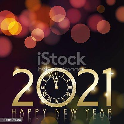 istock 2021 New Year's Eve Countdown 1268406080