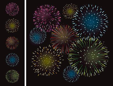 New Year's Firework