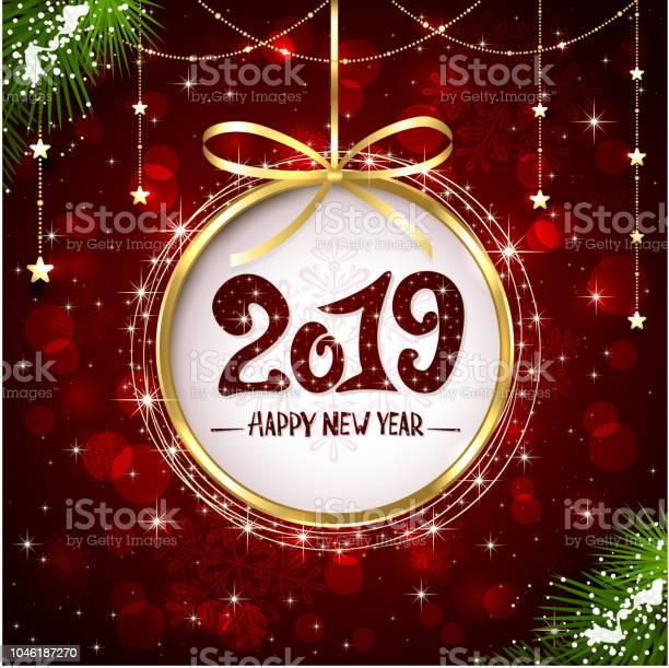 New years greeting 2019 on red shiny background vector id1046187270?b=1&k=6&m=1046187270&s=612x612&h=qnnejdbvl4zgwyonpjrfk8pldap5aidmchlzwqcem24=