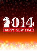 2014 New Year's Greeting Card