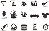 New Years Symbols