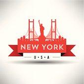 New York City Banner Design