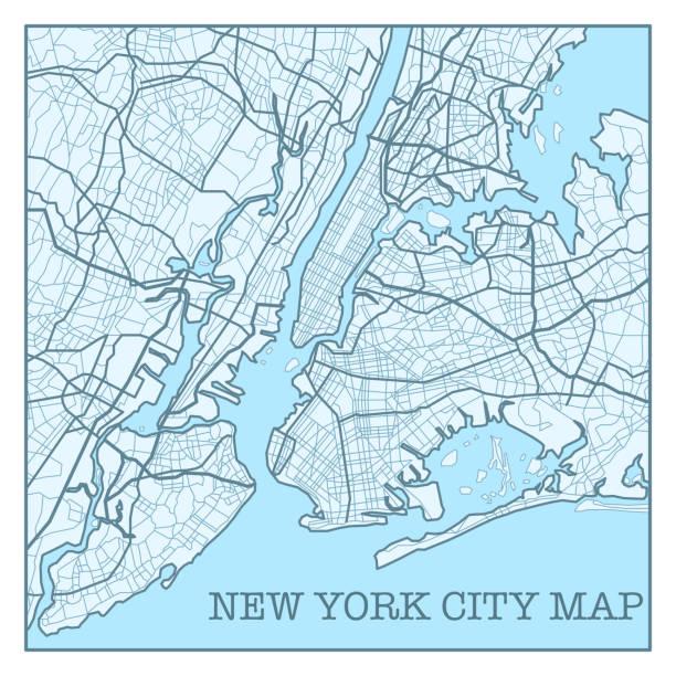 33nyc Subway Map.Nyc Borough Map Illustrations Royalty Free Vector Graphics Clip