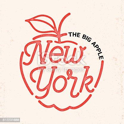 istock New York city line art design. 512231688