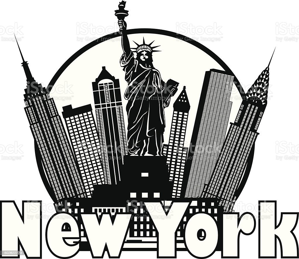 royalty free new york ferry clip art vector images illustrations rh istockphoto com new york city skyline clipart free new york city buildings clipart