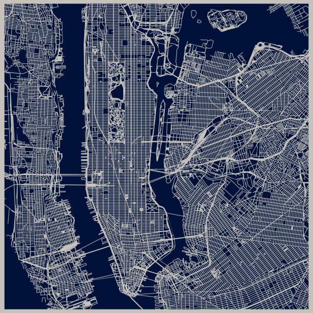 illustrations, cliparts, dessins animés et icônes de structure de la ville de new york - new york