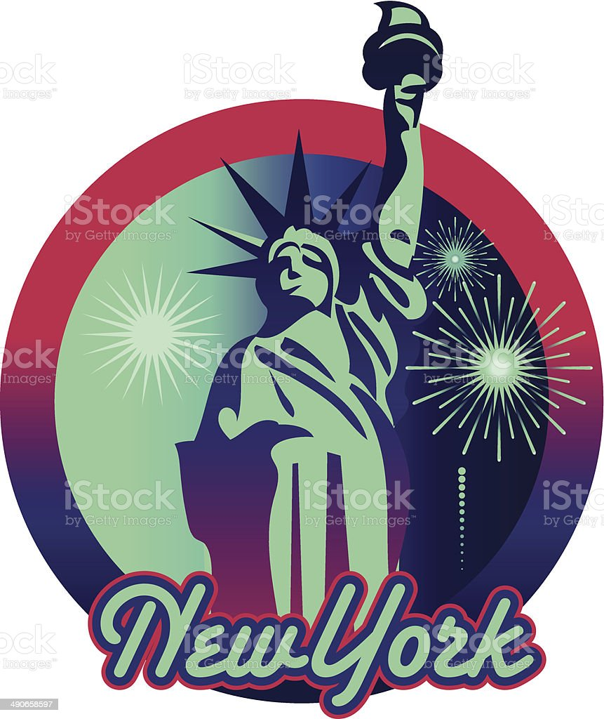 New york city symbol stock vector art more images of badge new york city symbol royalty free new york city symbol stock vector art amp buycottarizona Image collections