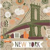 New York Print Design