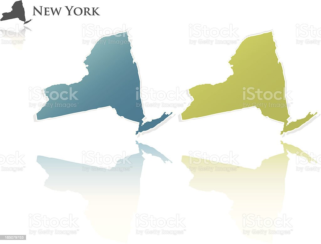 New York State Graphics royalty-free new york state graphics stock vector art & more images of black color