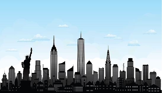New York (All Buildings Are Moveable and Complete)