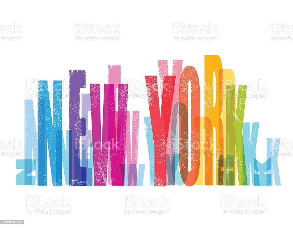 New York royalty-free new york stock vector art & more images of 2015
