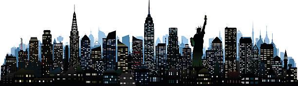 illustrations, cliparts, dessins animés et icônes de new york (tous des mobile, des bâtiments) - new york