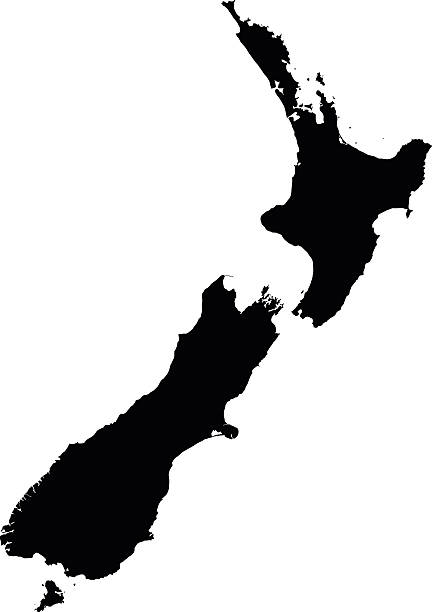 Best North Island New Zealand Illustrations, Royalty-Free ...