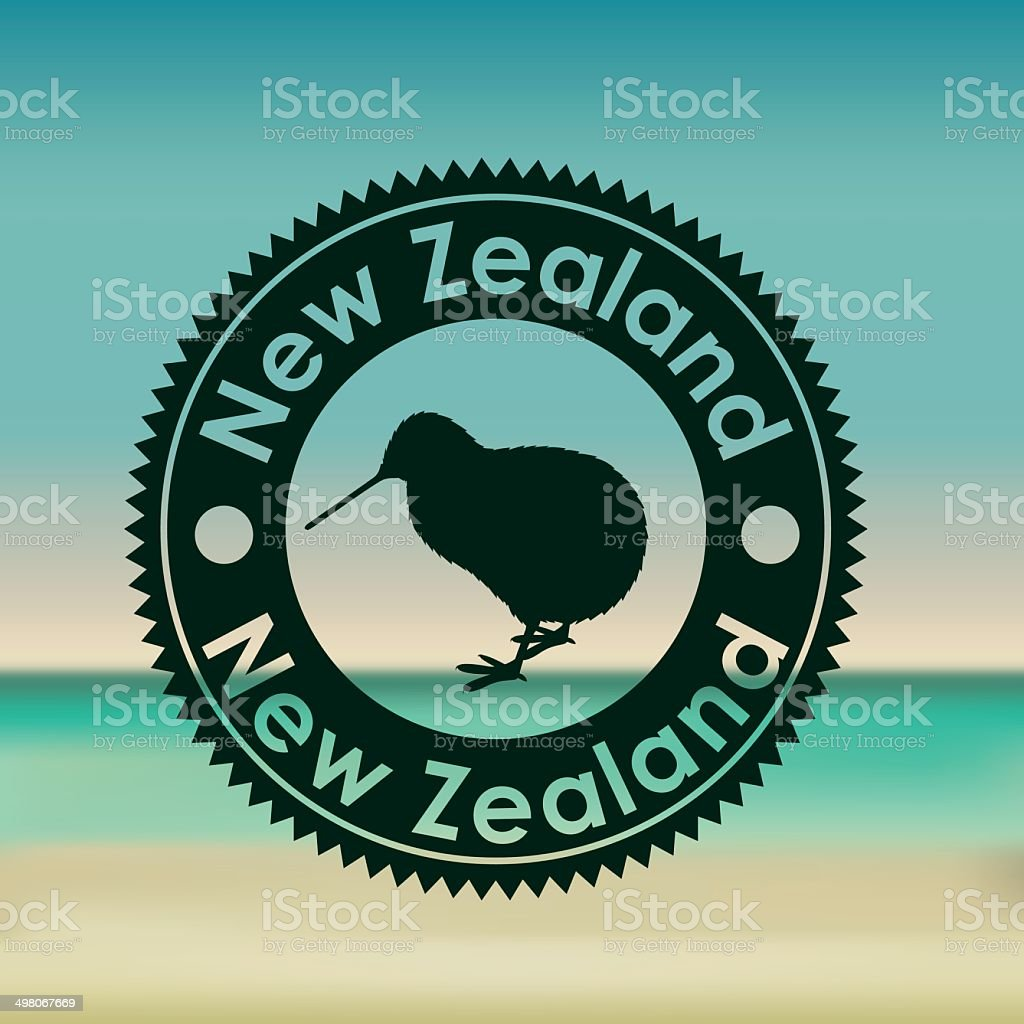 New zealand design royalty-free new zealand design stock vector art & more images of animal