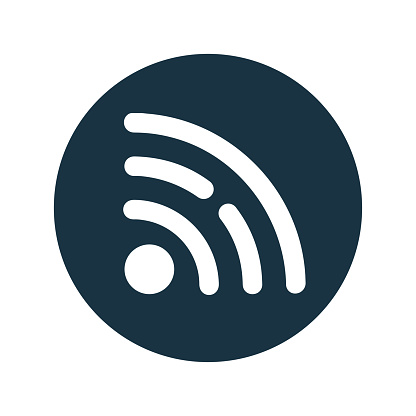 RSS News Feed Icon design