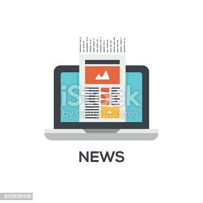 istock News Icon 643938456