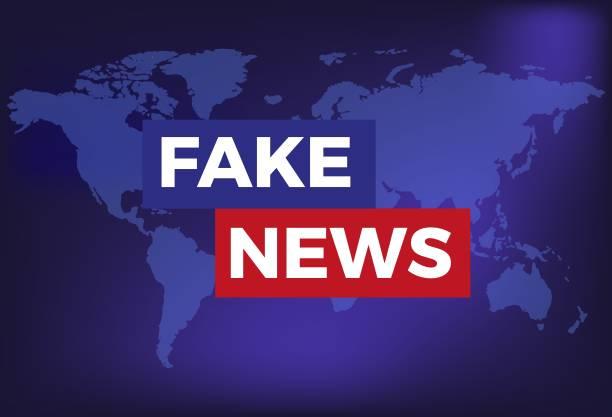 News logo News logo artificial stock illustrations