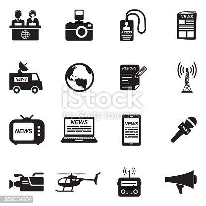 Accreditation, Live,News, Reporter, TV.