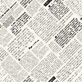 Newspaper imitation