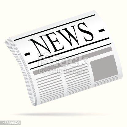 istock Newspaper 467586605