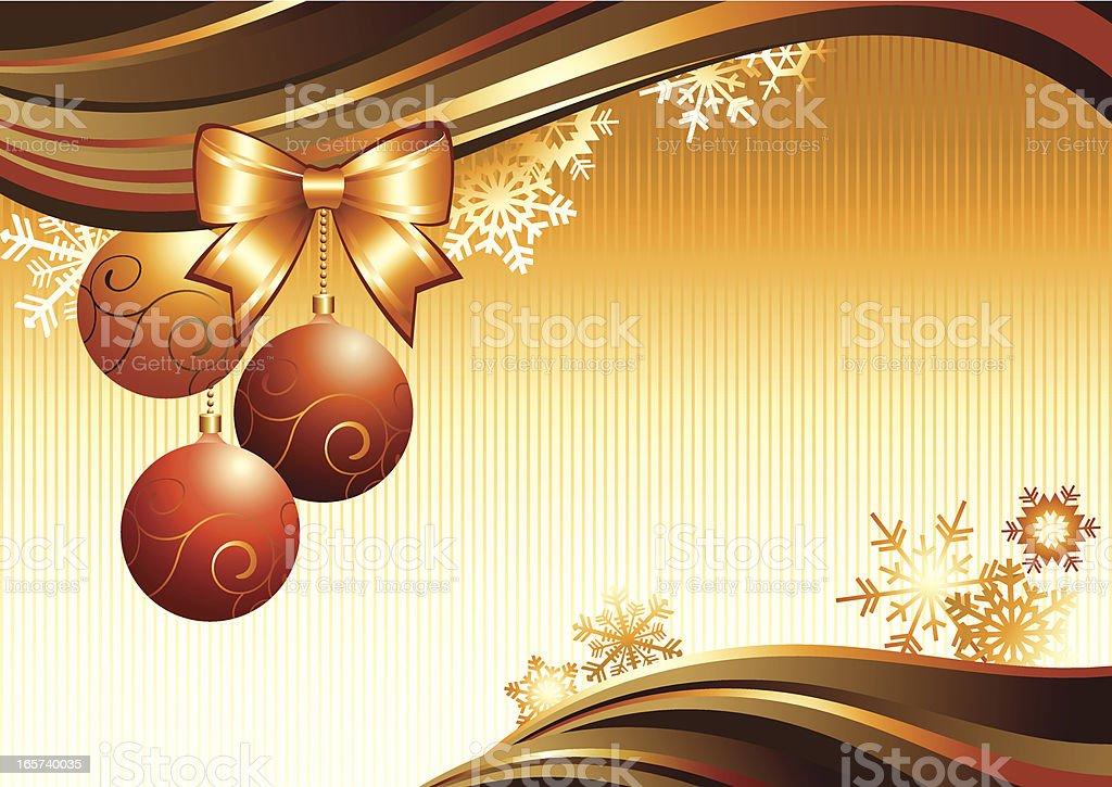 New-year balls royalty-free stock vector art