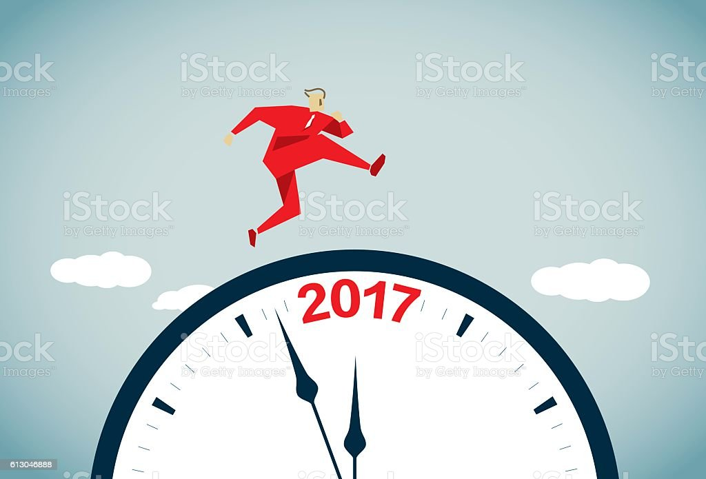 Neue Jahr – Vektorgrafik