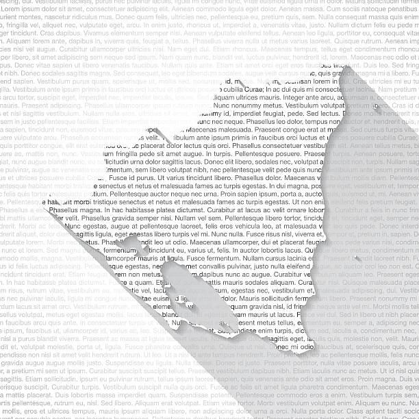 nicaragua karte für text hintergrund-lange schatten - managua stock-grafiken, -clipart, -cartoons und -symbole