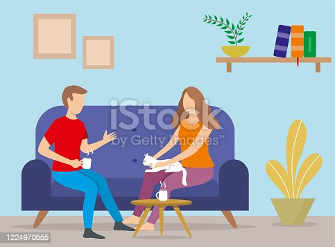 istock Nice conservation at home 1224970555