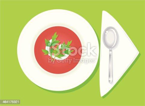nice tomato soup