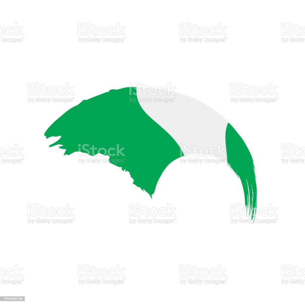国旗 ナイジェリア
