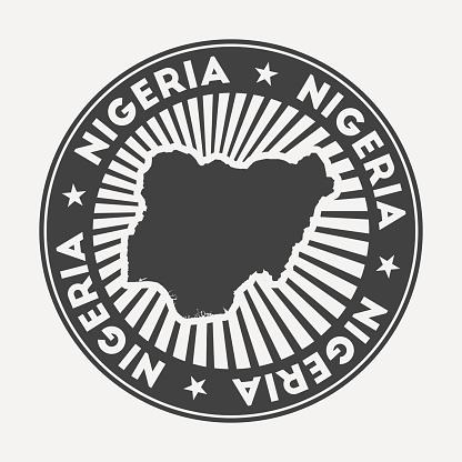 Nigeria round logo.