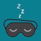Night accessory to sleep