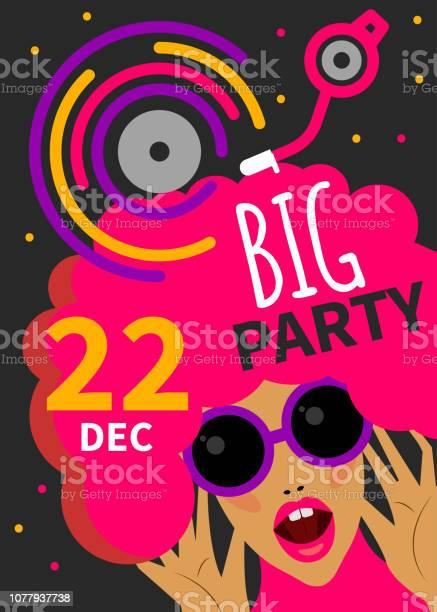 Night club poster vector id1077937738?b=1&k=6&m=1077937738&s=612x612&h=vcycy2jzqwgttkdzo97cpzqvya8wkhqh6b4yufvhtws=