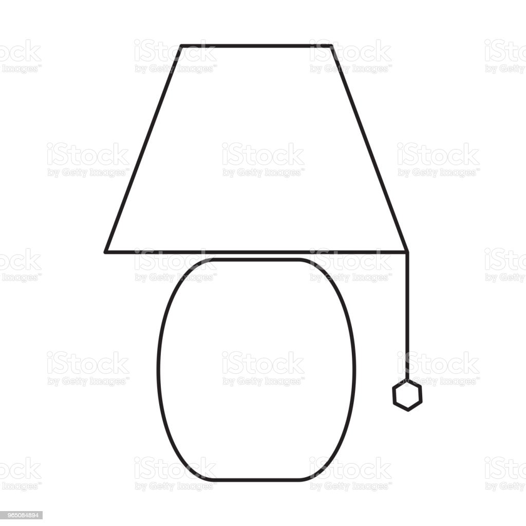 night lamp icon royalty-free night lamp icon stock vector art & more images of ancient