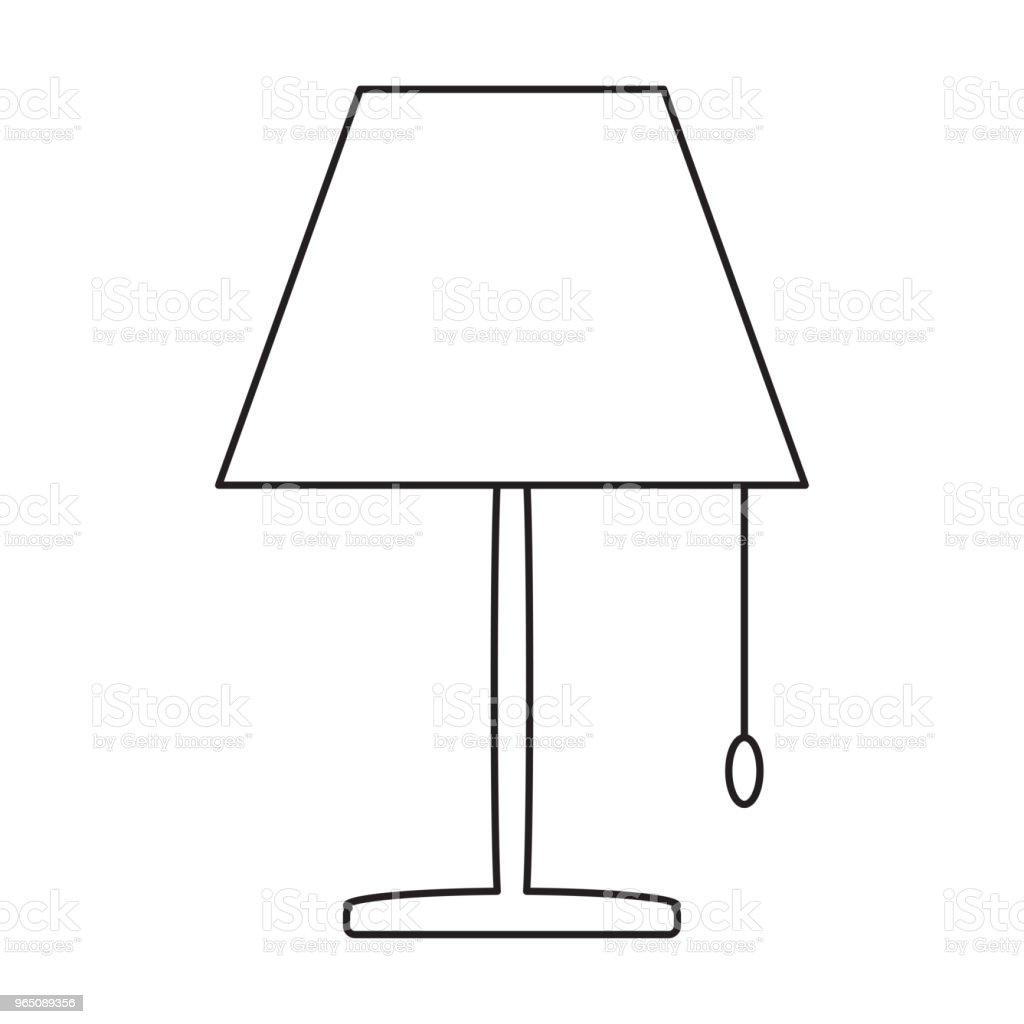 night lamp icon night lamp icon - stockowe grafiki wektorowe i więcej obrazów antyczny royalty-free