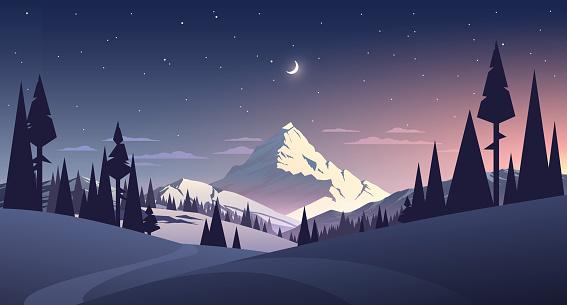 Landscape stock illustrations