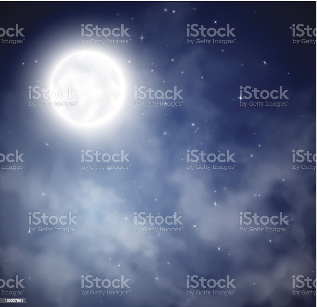 Night sky background royalty-free night sky background stock vector art & more images of astrology