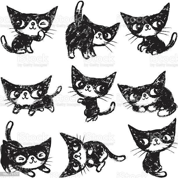 Nine poses of kitten vector id165671177?b=1&k=6&m=165671177&s=612x612&h=vmynkyxwatvc2meb6w4iroi0jzkchmgddhapxzz1cbu=