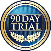 Ninety Day Trial Gold Label