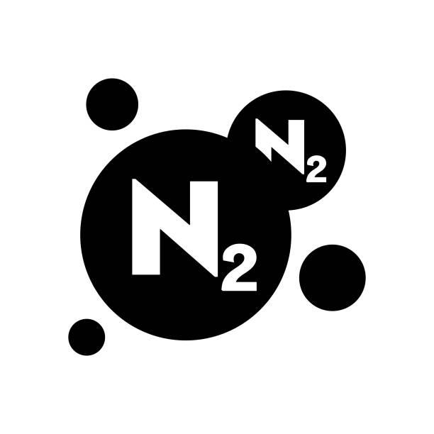 Royalty Free Nitrogen Clip Art Vector Images Illustrations Istock