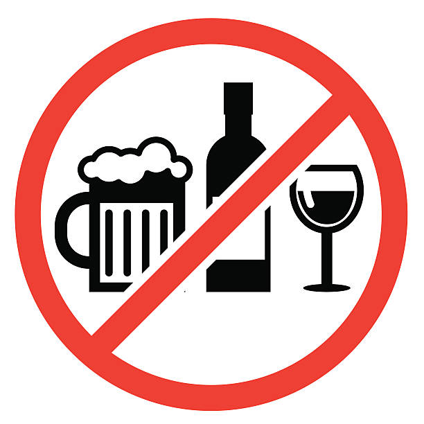 Best Prohibition Alcohol Illustrations, Royalty-Free Vector Graphics & Clip Art - iStock