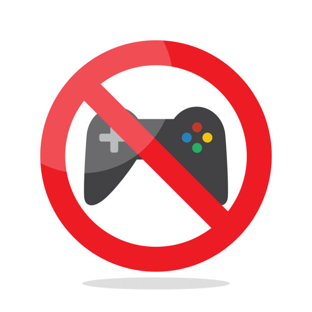 Spielen Verboten