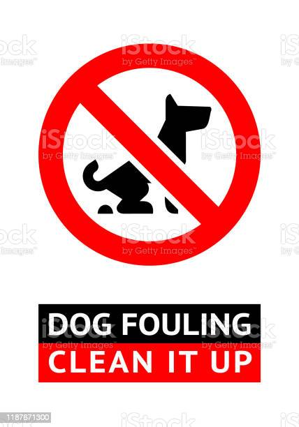 No dog fouling sign new sticker for city design vector id1187671300?b=1&k=6&m=1187671300&s=612x612&h=iylqu6vds33kvhslrjjpx9isglc3gtrw4cxub03ksn0=
